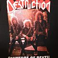 "Destruction ""Sentence of Death"" T-Shirt"