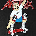 "ANTHRAX ""Mosh The Nation"" T-shirt"