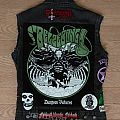 "Belzebong - Battle Jacket - My Battle Jacket ""Stoner, Sludge, Thrash, Crossover etc..."""