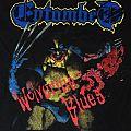 """ENTOMBED """"Wolverine Blues"""" T-Shirt"""
