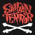 "SAIGAN TERROR ""Cross Bone Logo"" T-Shirt"