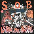 "SxOxB ""Leave Me Alone"" T-Shirt"