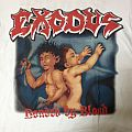 """Exodus """"Bonded by Blood"""" T-Shirt"""