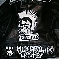 Punk/Crossover with a bit of Death Metal leather.