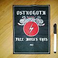 Ostrogoth: Full Moon's Eyes ,Small backpatch