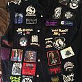 Patch Jacket - In progress