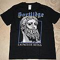 "Sortilege - TShirt or Longsleeve - Sortilège ""Larmes De Heros"" T-Shirt"