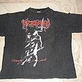 "Necromantia ""Crossing The Fiery Path"" 1993 shirt"
