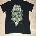 "Grave Miasma ""Seven Coils"" T-Shirt"