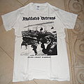 "Mutilated Veterans ""Necro Crust Warhead"" t-Shirt"