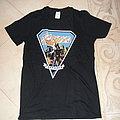 """Saxon """"Crusader"""" T-Shirt"""