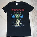 "Exciter ""Long Live The Loud"" T-Shirt"