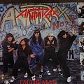 Other Collectable - anthrax im the man vinyl