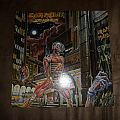 Other Collectable - iron maiden somewhere in time orig. press lp