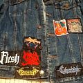 Battle Jacket - my battlejacket \\m// work in progress