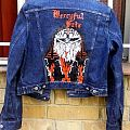 Mercyful Fate Hand Made Jacket for Girl.