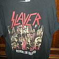 "Slayer - ""Reign In Blood"" T-Shirt"