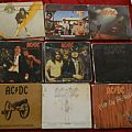 AC/DC CD, DVD Collection