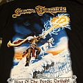 Luca Turilli XL King of the Nordic Twilight Shirt