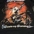 Rhapsody - TShirt or Longsleeve - Rhapsody XL Dawn of Victory Shirt