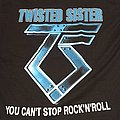 Twisted Sister You can't stop rock N roll L shirt