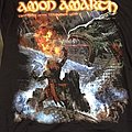 Amon Amarth Twilight of the Thunder God L shirt