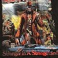 Iron maiden stranger in a strange land L shirt