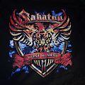 sabaton 2011 XL Tour Shirt