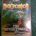 Necronomicon - Tape / Vinyl / CD / Recording etc - Necronomicon the devils tongue tape