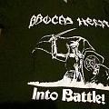 Brocas Helm - TShirt or Longsleeve - brocas helm shirt