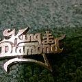 King Diamond - Other Collectable - king diamond pin