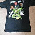 Celtic Frost - TShirt or Longsleeve - Celtic Frost , Slow Freeze T-Shirt European Tour 1990