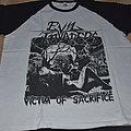 Evil invaders - victim of sacrifice