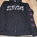 Fear factory - demanufacture hoodie