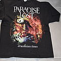 Paradise lost - draconian times tour 2011