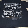 Deftones - TShirt or Longsleeve - Deftones - diamond eyes shirt tour 2010