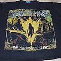 Cradle of filth - damnation and a day shirt