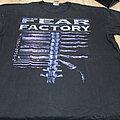 Fear factory - demanufacture shirt