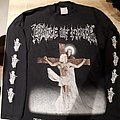 Cradle of filth touched by jesus, fingered by god