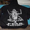 Fear factory - mechanize hoodie