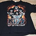 KIss - end of the road tourshirt 2019