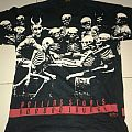 The Rolling Stones - TShirt or Longsleeve - Rolling Stones - Voodoo Lounge World Tour 94/95 A-Sampler Cover Edition Allover...