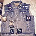 My battle vest