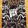 Napalm Death - From Enslavement to Obliteration Flag