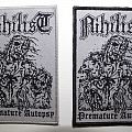Nihilist - Patch - Nihilist - Premature Autopsy Patch