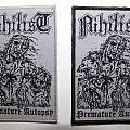Nihilist - Premature Autopsy Patch