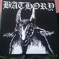 Bathory - Tape / Vinyl / CD / Recording etc - Bathory self titled 1984 original vinyl