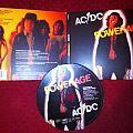 AC/DC - Powerage Tape / Vinyl / CD / Recording etc