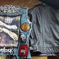 Old vest (R.I.P.)
