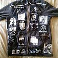 Crust/Black Metal Hoodie